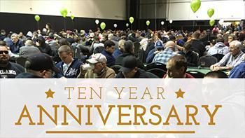 CCG 10 Year Anniversary