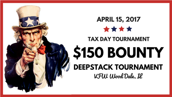 $150 Big Bounty Tournament