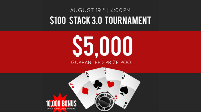 July 15th Stack Tournament