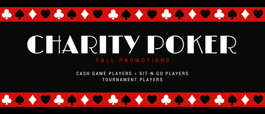 CCG Poker Promotions Fall 2016