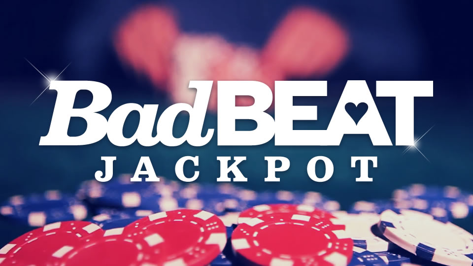 New Cash Game Promotion: The Bad Beat Jackpot!