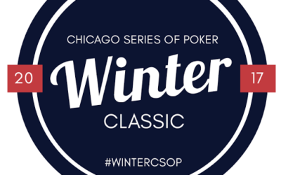2017 Chicago Series of Poker (CSOP) Winter Classic: 11 Free Main Event Seats up for grabs!