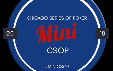 2018 MINI CSOP Player Points List~