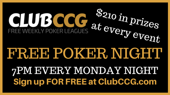 Monday Night Freerolls