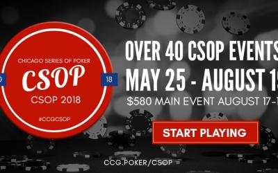 2018 CSOP Points List