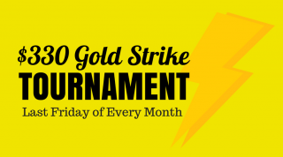 The GOLDSTRIKE Single Table Tournament
