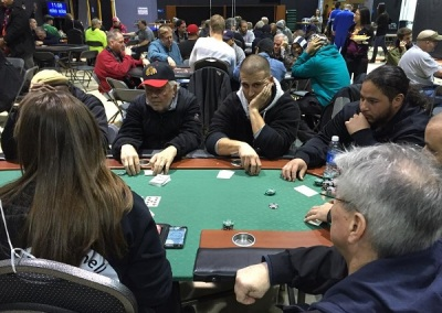 Black Friday Charity Poker Event