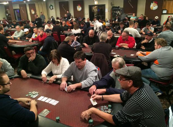 Weekend Poker Recap: December 12 + 13