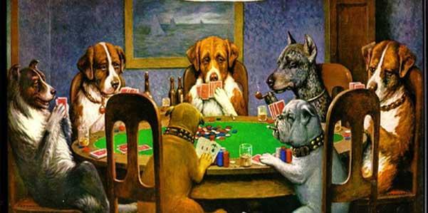 poker rules list