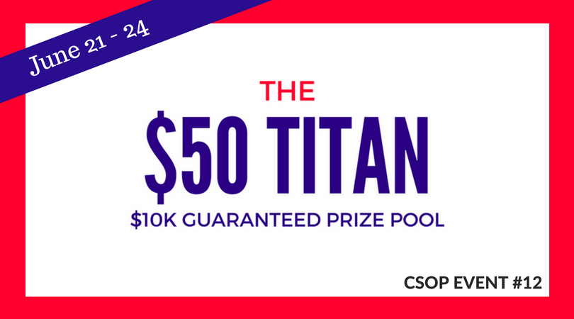 The Titan Tournament 2018