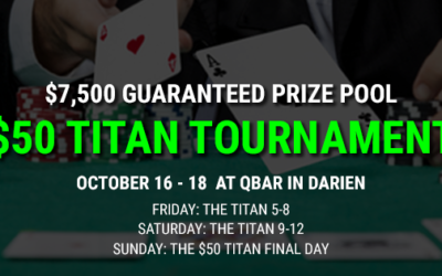 2018 WINTER CSOP Event #11: The $50 TITAN