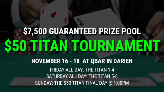 Titan Tournament November