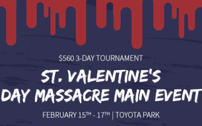 Valentines Day Bounty Tournament