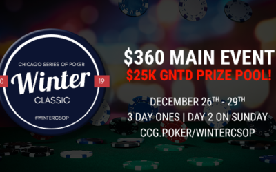 $360 Winter CSOP Main Event Tournament