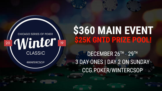 $360 Winter CSOP Main Event Tournament