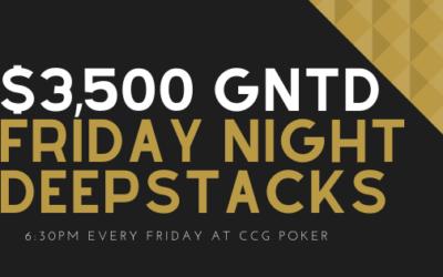 Friday Night Deepstacks