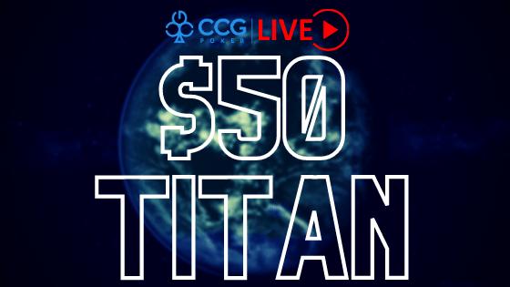 2021 $50 TITAN
