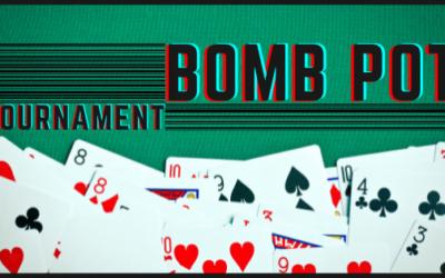 bomb pot tournament